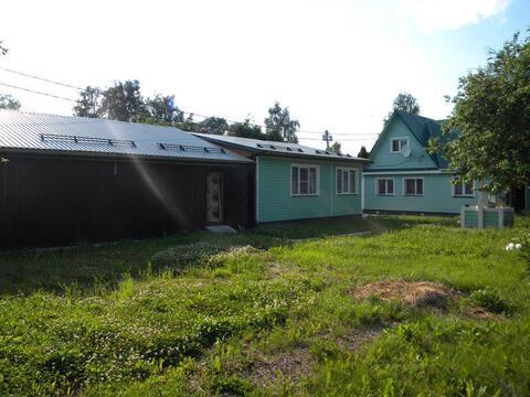 Продаются 2 дома на участке 6 соток в СНТ «Дружба»