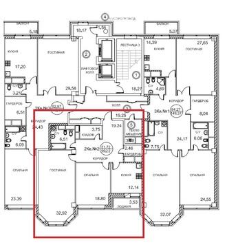 5-комнатная квартира, 200 кв.м., в ЖК Royal House on Yauza