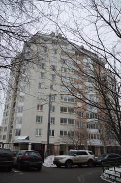 Продажа квартиры, м. Щелковская, Ул. Никитинская