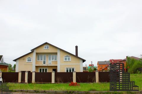 Трехуровневый коттедж 485 кв.м, Сергиев Посад, Пограничная улица
