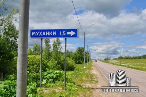 Участок 17 сот. д. Муханки (Дмитровский район)