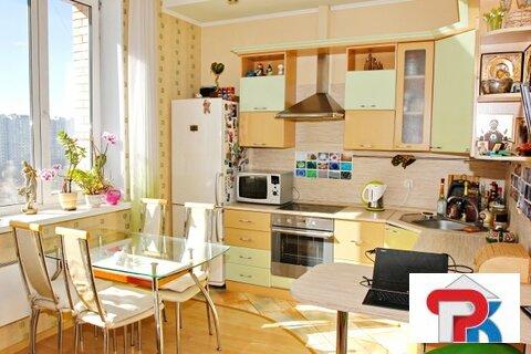 1-комнатная квартира, 45 кв.м., в ЖК на ул. Молодогвардейская, д.15