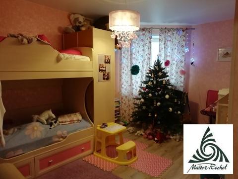 """3-комнатная квартира, 75 кв.м., в ЖК """"Солнечный"""" (г. Раменское)"""