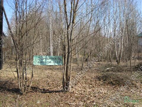 Новорижское ш. 55 км от МКАД, Аниково, Участок 18.4 сот.