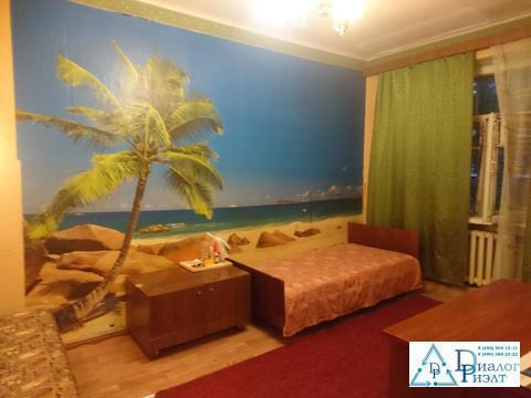 2-комнатная квартира в Томилино в 7 минутах ходьбы до станции Томилино