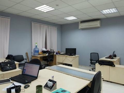 Офис по адресу ул.Люсиновская, д.36