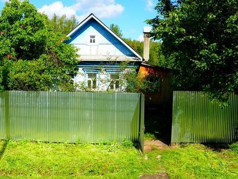 Дом 51 м2 на участке 13.1 сот. в дер.Райки, Щелковского района.