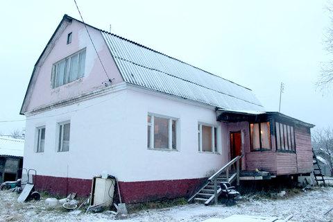 Срочно! Продается дом в п Шилково. Рядом жд станция. ИЖС