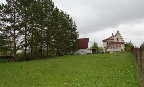 Участок в д.Петровское