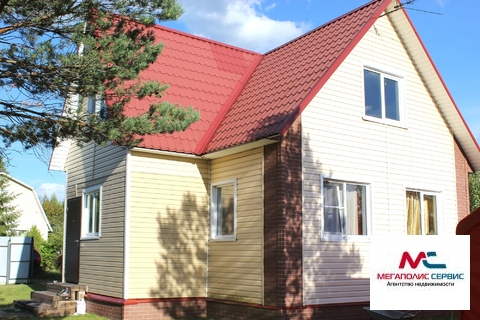 Продаю дачу для круглогодичного проживания в Московской области, 2400000 руб.