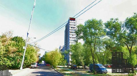 Квартира в Перово, метро Шоссе Энтузиастов, ВАО