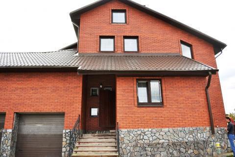 Дом 427 кв.м. г. о. Домодедово д. Истомиха
