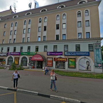 Торговое помещение 90 м2 в аренду на первой линии Измайловского бул.