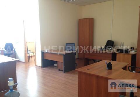 Аренда офиса 240 м2 м. Павелецкая в административном здании в .