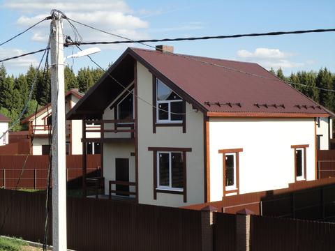 Новый коттедж 155 кв.м 6 соток д.Подосинки