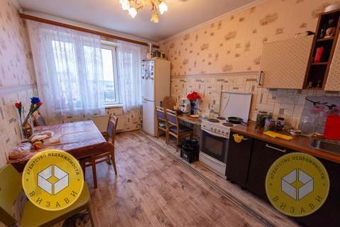 3к квартира 86 кв.м. Звенигород, мкр. Пронина 2, раздельный комнаты
