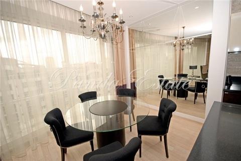 """3-комнатная квартира, 126 кв.м., в ЖК """"Миракс Парк"""""""