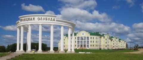 Квартира в новом доме в Сергиевом Посаде.
