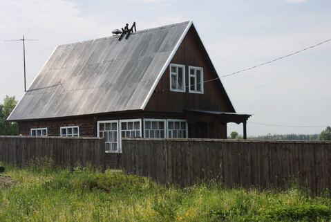 Продается дом из бревна пл. 108 кв.м в д.Зорино Истринского район