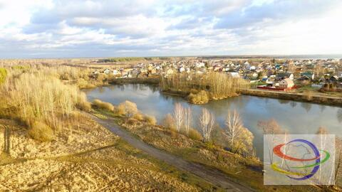 Зем. участок 12 соток у озера д. Аксеново ИЖС