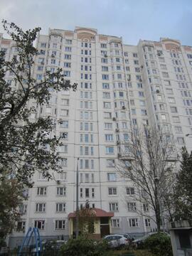 Квартира рядом с метро Славянский Бульвар