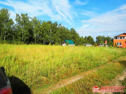 Продается участок Павлово-Посадского района в деревне Степаново, 690000 руб.