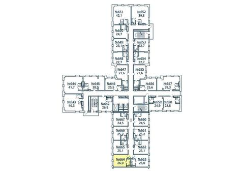 Москва, 1-но комнатная квартира, ул. Радиальная 6-я д.7, к 35, 2982876 руб.