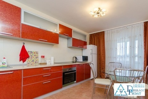 2-я квартира в Москве, район Некрасовка Парк, 20мин авто до метро