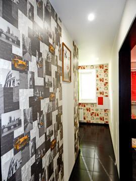 1 комнатная квартира после капитального ремонта