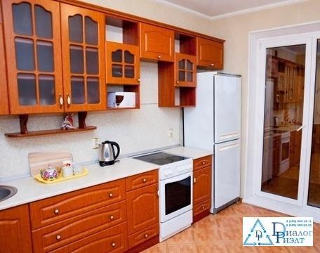 Не дорого 1-комнатная квартира в Москве, ЮВАО, район Некрасовка