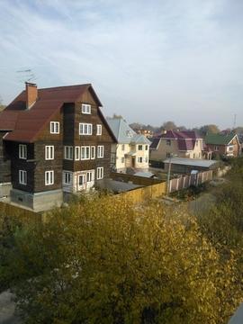 3-этажный дом, из красного кирпича, г. Балашиха. мкр. Салтыковка. ул. .