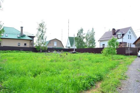 Продам участок 10соток вблизи д.Павловское, в 30 км от МКАД