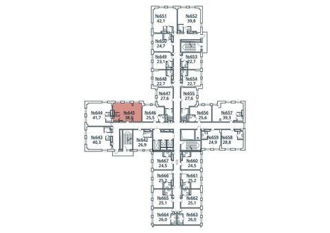 Москва, 1-но комнатная квартира, ул. Радиальная 6-я д.7, к 35, 4313418 руб.
