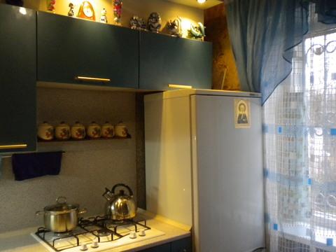 Продаётся уютная двухкомнатная квартира