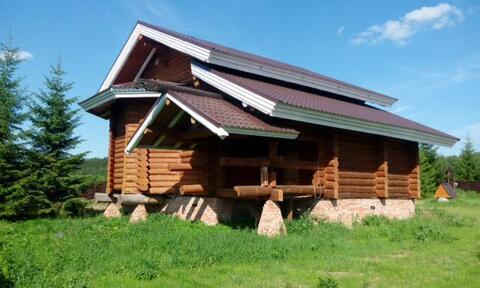 Дом 120 кв.м. в д. Акатово