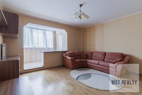 Однокомнатная квартира в Мытищах.