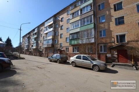 3 ком. квартира в центре Волоколамска на ул.Садовая д.22