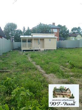 Продам участок с домом в Наро-Фоминском районе, с. Каменское