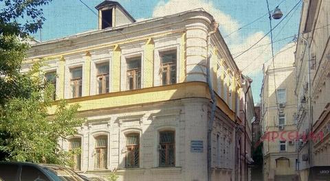 Уютный особняк на Кузнецком мосту