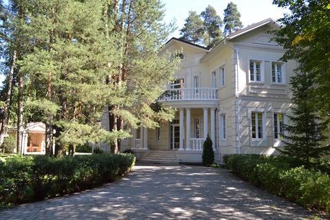 16 км от МКАД Ярославское ш. шикарная усадьба 860 квм на участке 21с