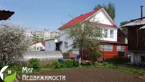 Предлагается дом 324м2 +зем.уч. 6 сот. г. Дмитров, ул. Подъячева