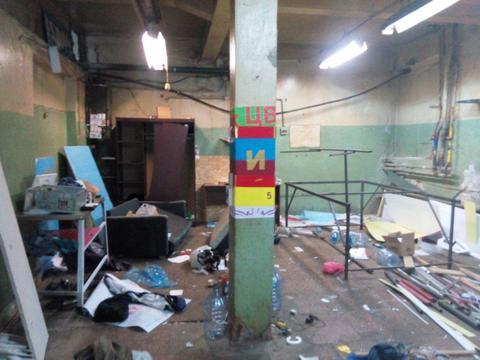 Аренда подвального помещения 60 кв.м. в районе м.Электрозаводская