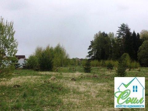 Земельный участок 6 соток д. Мерлеево Чеховский район, 450000 руб.