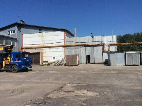 Производственно-складское помещение 2438 м2 г. Климовск
