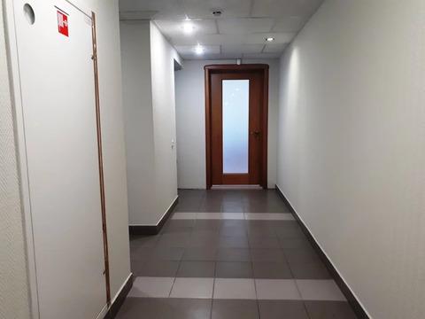 Офис в бизнес-центре