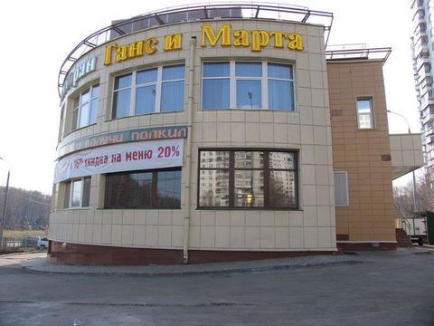 Продажа здания в Новокосино