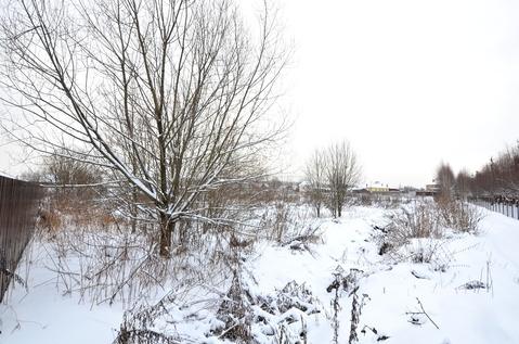 Продается участок в 5 минут от водохранилища д. Большое Ивановское