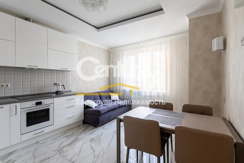 """1-комнатная квартира, 45 кв.м., в ЖК """"Лобачевский"""""""