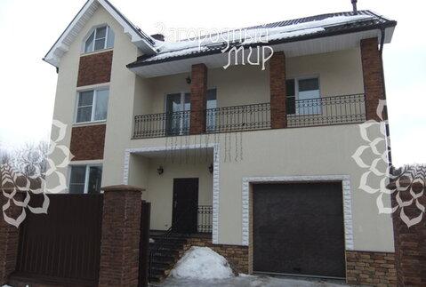 Кирпичный дом. Симферопольское ш, 40 км от МКАД, Мещерское.