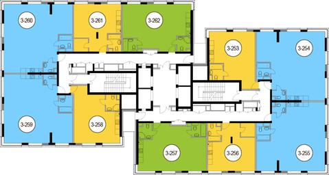 Москва, 1-но комнатная квартира, Головинское ш. д.10, 8614450 руб.